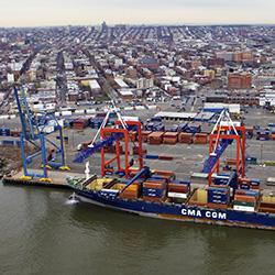 NY NJ Ports